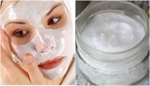 Домашній очищувальний засіб для обличчя