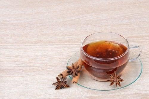 чай з анісу