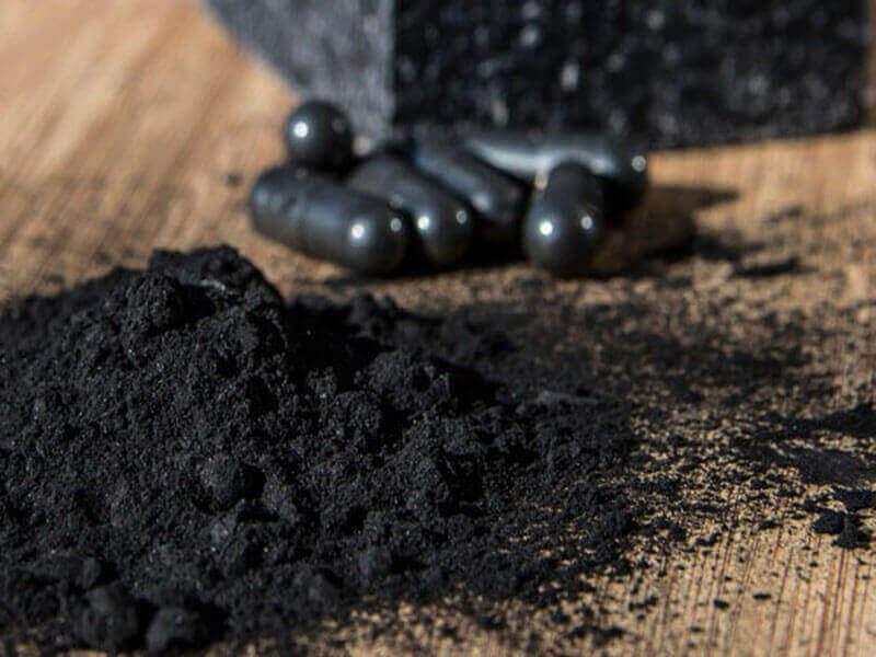 активоване вугілля проти зубного каменю