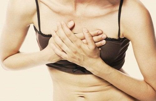 біль у грудях свідчить про серцеві захворювання