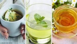 6 ефективних чаїв від безсоння