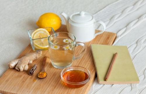Пряний чай для покращення метаболізму