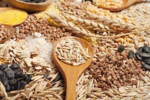 цільне зерно сприяє схудненню