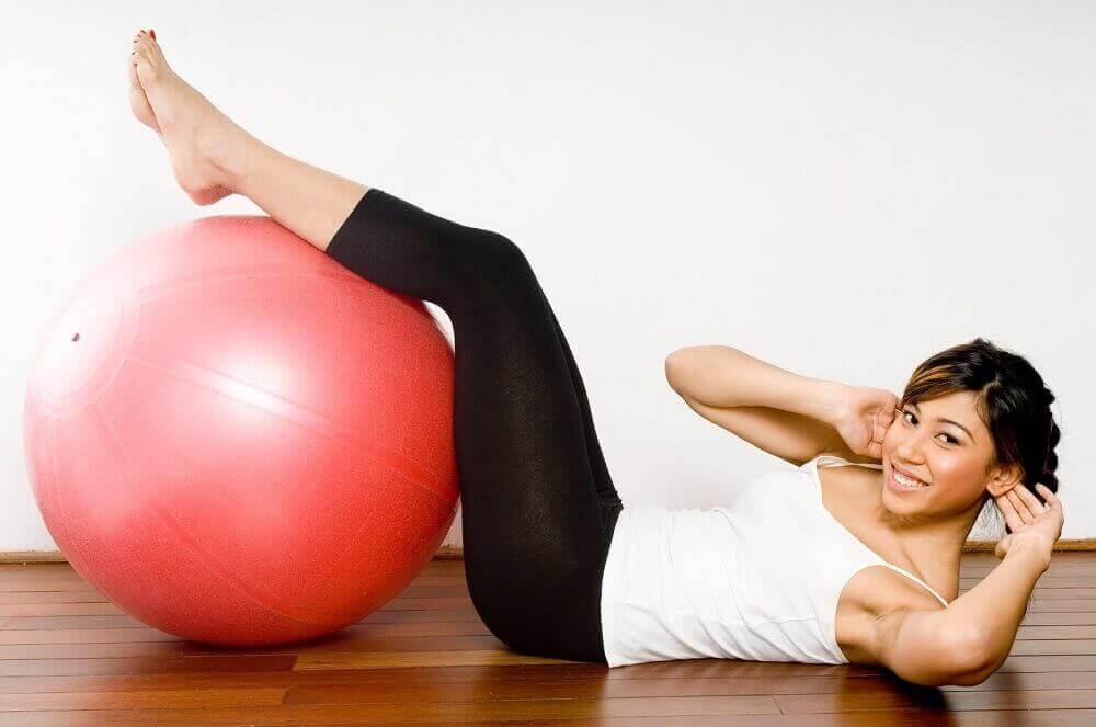 тренування та фізичні вправи