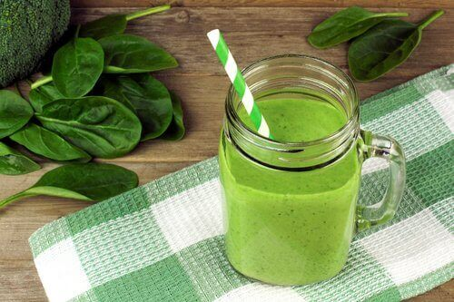 зелені смузі