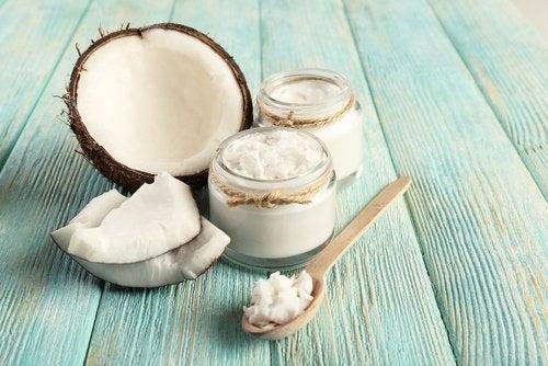 олія кокосу для профілактики кандидозу