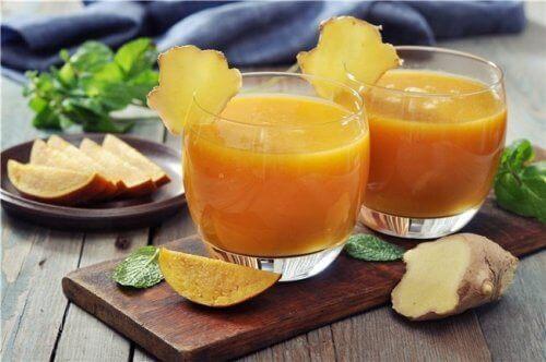 манго та алое для очищення товстої кишки