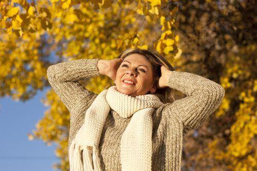 Як мати щасливу та здорову менопаузу