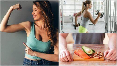 5 корисних звичок для швидкого набору м'язової маси