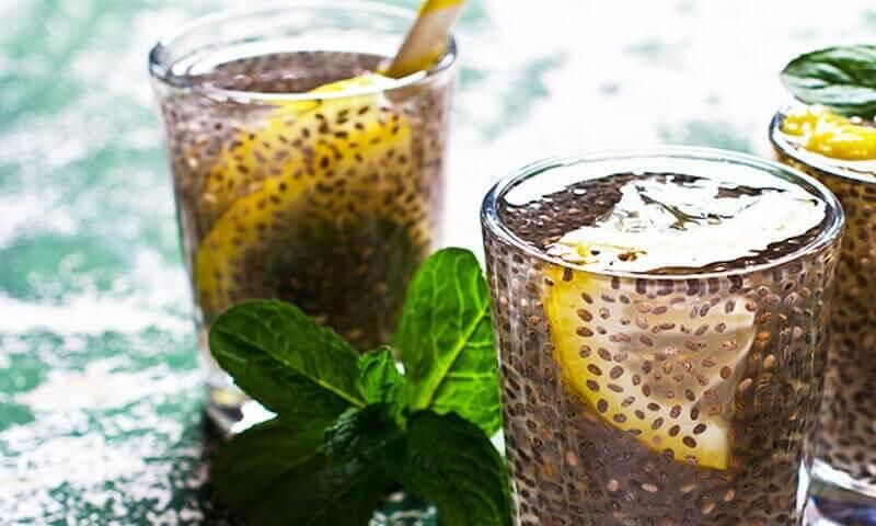 переваги насіння чіа для схуднення