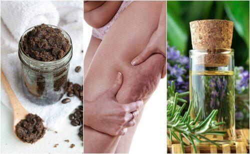 5 натуральних засобів для боротьби з целюлітом