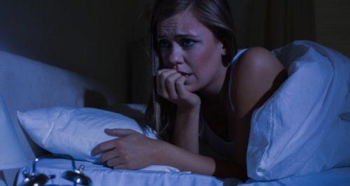 нічні панічні атаки