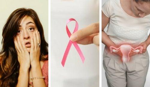 Поширені симптоми раку, які здебільшого ігнорують