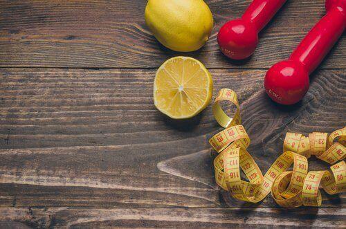 лимони прискорюють схуднення