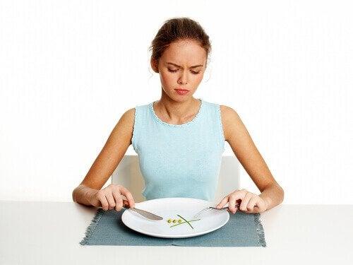 неправильна поведінка при схудненні