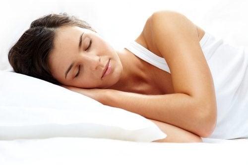 сон прискорює набір м'язової маси