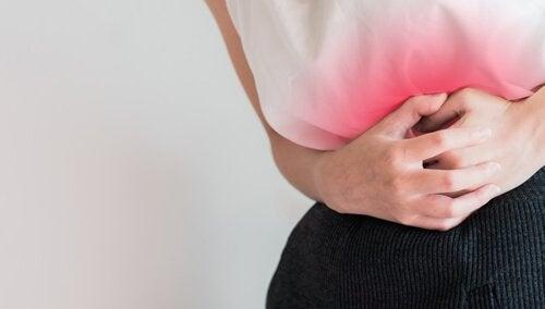 сильні спазми під час менструації