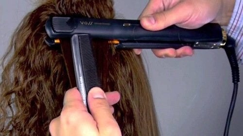 Як випрямляти волосся без пошкодження: 3 поради