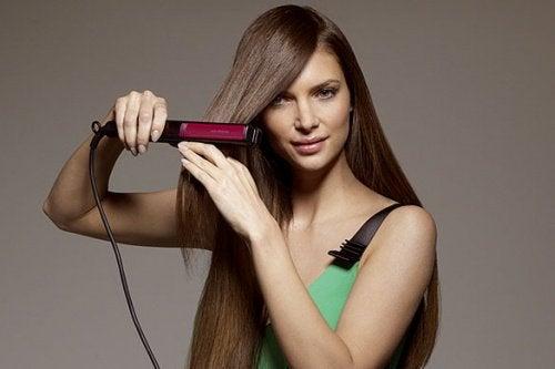 якісний випрямляч для волосся
