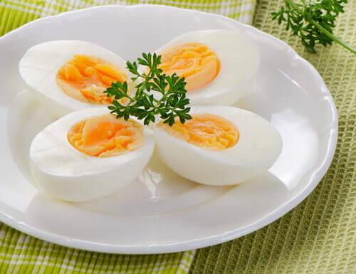 варені яйця допоможуть схуднути