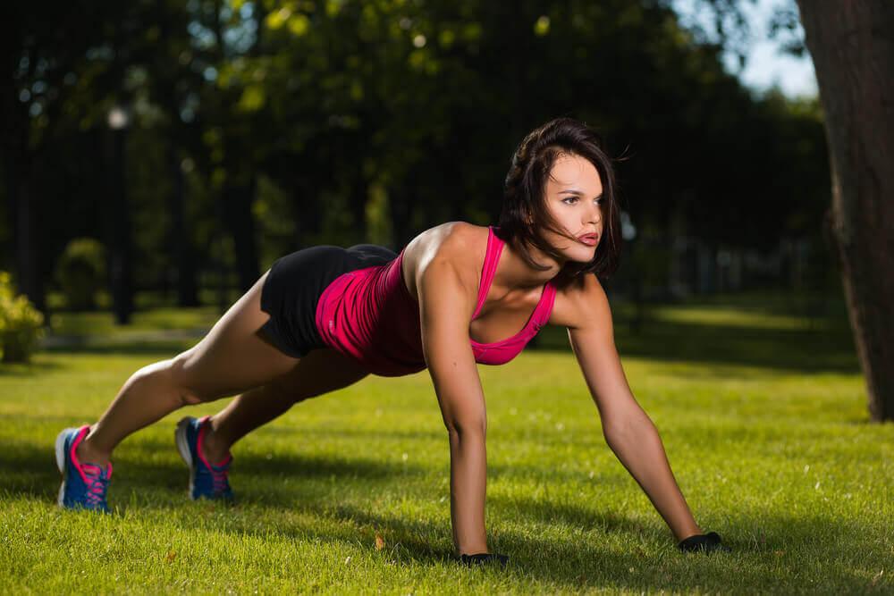 вправи 15-хвилинне тренування