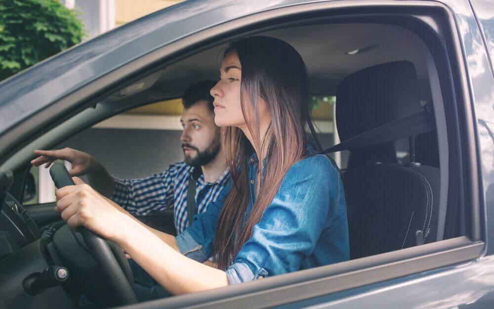 як заспокоїтися під час водіння