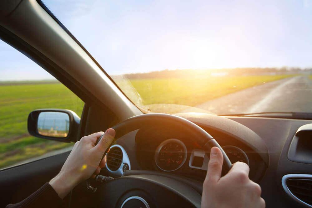 як подолати страх водіння