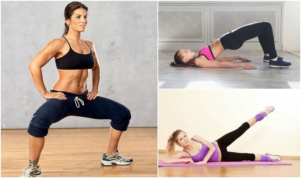 Вправи для стегон, які ви можете робити вдома