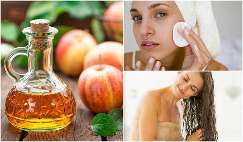 Яблучний оцет: секрети краси, про які варто знати