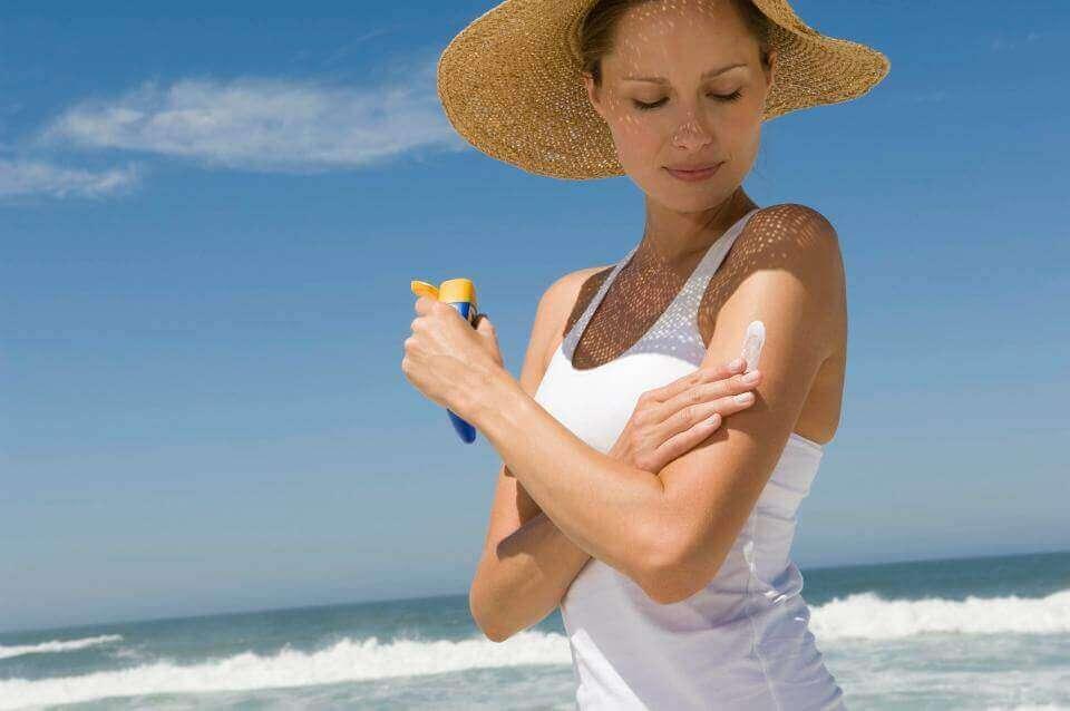 захист від сонця для омолодження