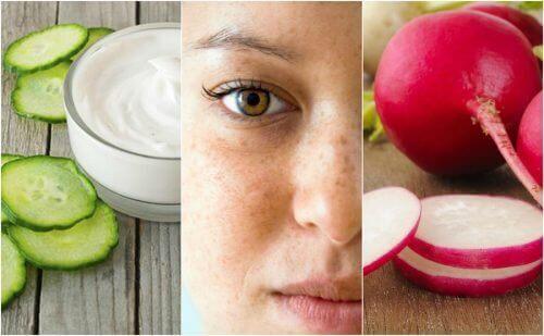 5 натуральних засобів для зменшення плям на обличчі