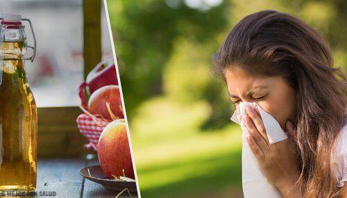 4 домашні засоби проти алергій