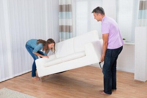 нові меблі