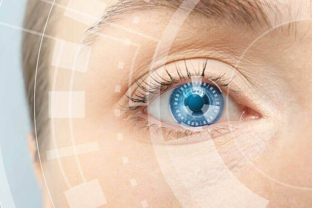 у хворих з діабетом виникають проблеми з зором