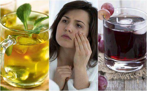 Спробуйте ці 5 корисних напоїв для лікування анемії