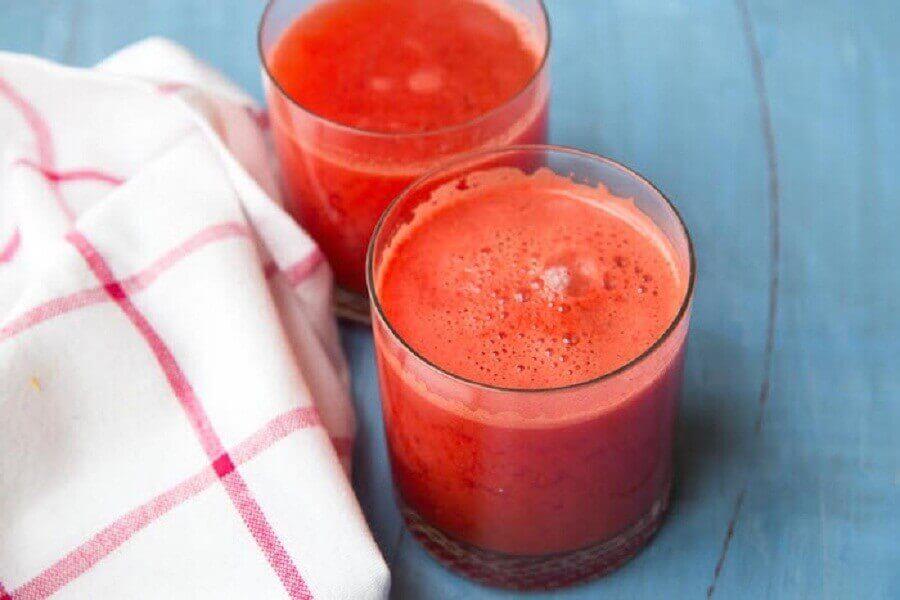 морквяний сік для лікування анемії