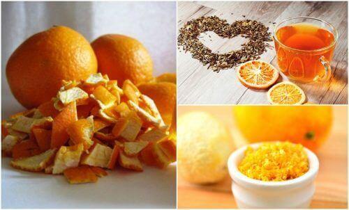 Апельсинові шкірки: 5 альтернативних застосувань