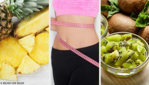 4 детокс-напої для схуднення