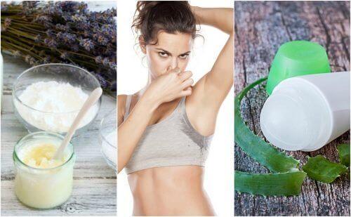 5 дезодорантів для усунення поганого запаху пахв