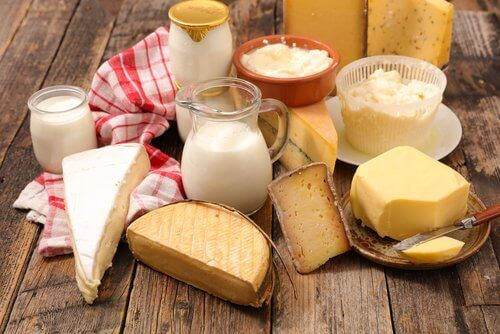 молочні продукти