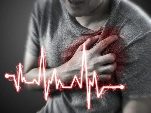 Епігастралгія свідчить про проблеми з серцем