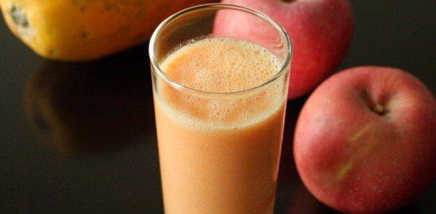 Детокс-напої для схуднення з яблуком