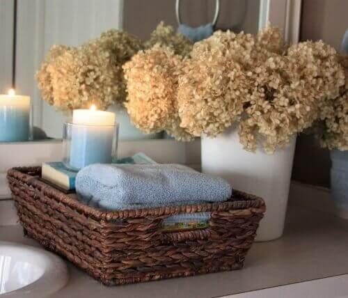 кошики для ванної