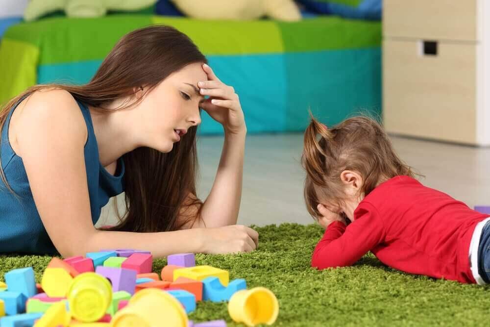 що таке синдром розбещеної дитини