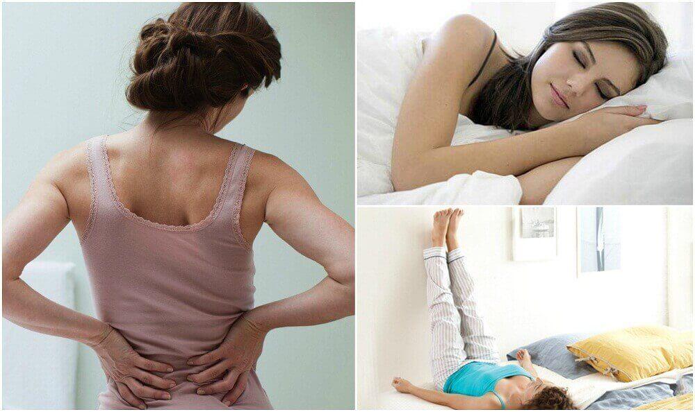 7 способів позбутися болю у попереку