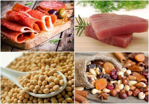 Білкові продукти для покращення раціону