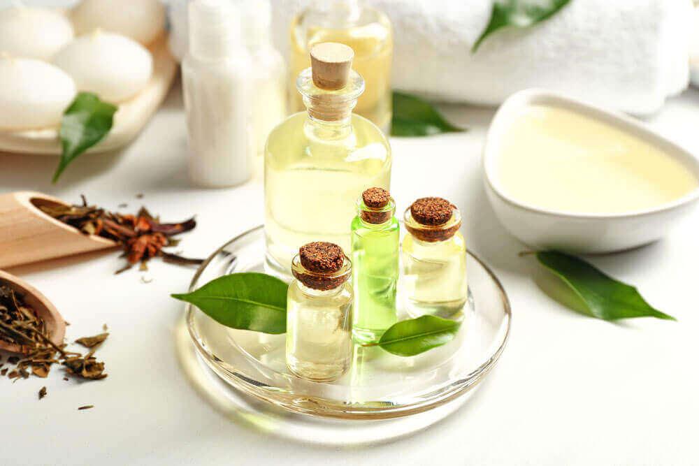 ефірна олія чайного дерева усуне вологість в оселі