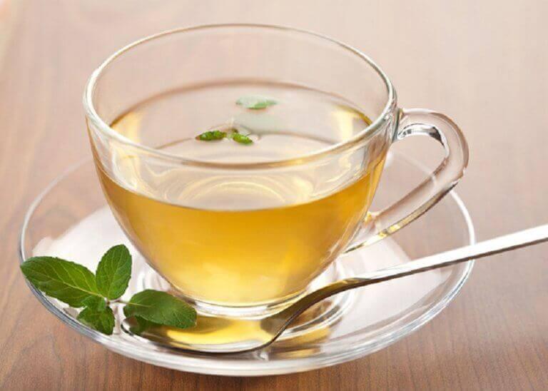зелені чаї для схуднення