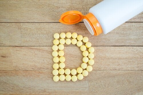 дефіцит вітаміну D