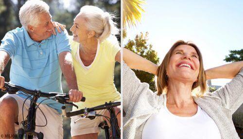 Як залишатись у формі після 50 років